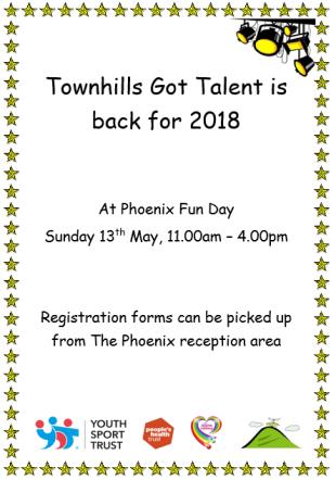 townhills got talent